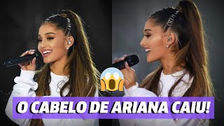 How Ariana Grandes Hair Changed