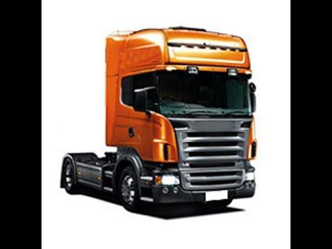 scania 5 series  wiring diagrams