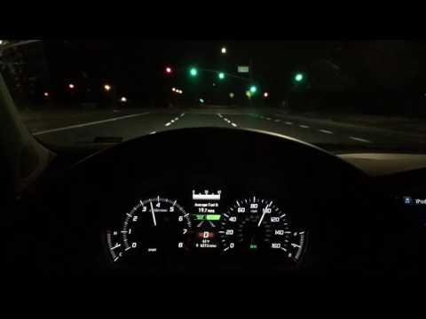 2017 Acura TLX V6 0-60 0-100