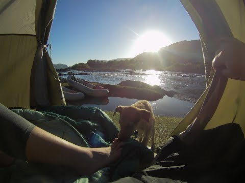 Orange River trip 2017 with Umkulu