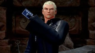 Sora didn't use the wildcard tho. [Luxord Critical Mode]