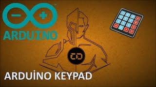 Arduino keypad yapımı (temmplate)
