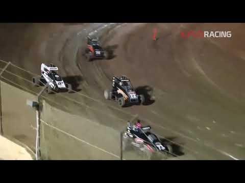 USAC Western States Midget Highlights - Ventura Raceway 6/22/19