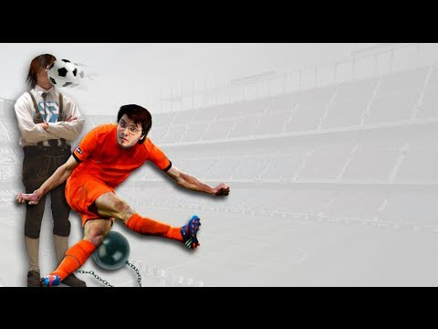 EPICKÁ FIFA! #2 - FC Mazi vs Flysenal - Paralympiada