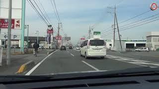 国道42号:松坂駅入口交差点~国道23号交点 [松阪市]