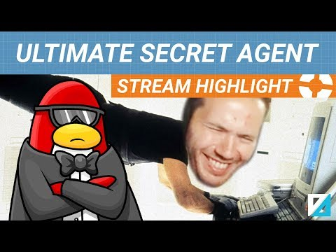 [TF2] THE ULTIMATE SPY SECRET AGENT: B4NNY