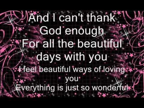 Beautiful days lyrics by Kyla - YouTube