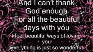 Beautiful days lyrics by Kyla