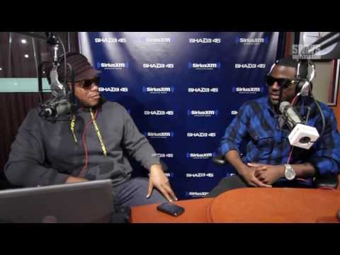 Lance Gross Tells Sway When He Lost His Virginity & Why He Prefers Older Women