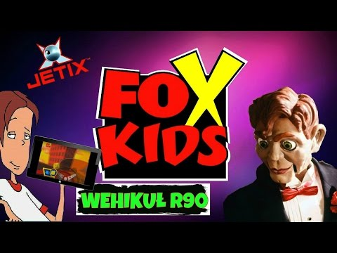 Foxkids i Jetix - Wehikułr90