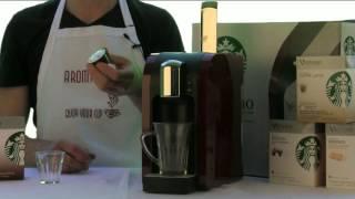 Starbucks Verismo - Caffè Americano