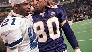 Download Deion Sanders vs Randy Moss and Cris Carter (1999) Mp3 and Videos