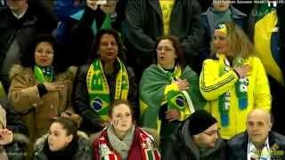 Italia - Brasile 2-2 Ampia Sintesi 21/ 03/ 2013