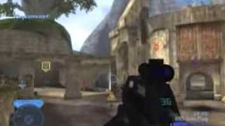 Halo 2: BBS9 Grand Finals - Lateral vs pB - Sanc CTF (Zeth POV)