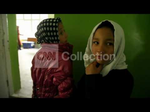 AFGHANISTAN:WOMEN VOTING IN PRESIDENTIAL ELECTION