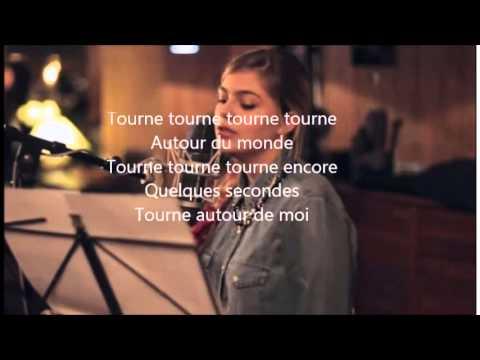 Louane - Tourne paroles
