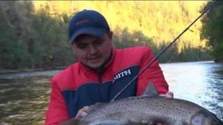 Рыбалка на ленка. Дальний Восток.(, 2016-09-28T14:18:12.000Z)