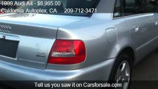 1999 audi a4 2 8 quattro for sale in lodi ca 95240