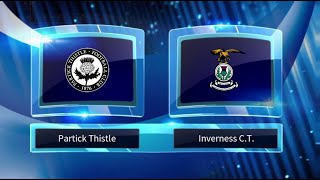 Partick Thistle vs Inverness C.T. Predictions & Preview 22/03/2019 - Football Predictions