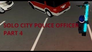Officier de police de La ville de Solo dans le comté de Liberty [Partie 4] - ROBLOX