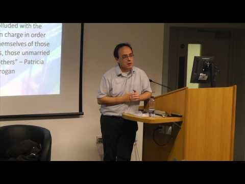 Professor Patrick Lonergan 2015