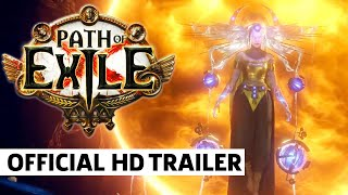 Path Of Exile: Ecнoes Of The Atlas - Official Expansion Reveal Trailer