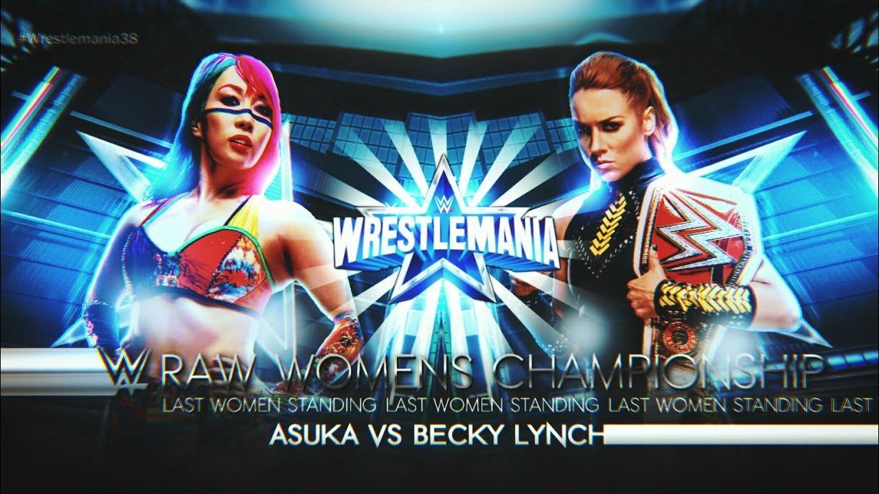 Download COMO HACER UN CUSTOM MATCH CARD DE WWE WRESTLEMANIA 38 | WWE WRESTLEMANIA 38 CUSTOM MATCH CARD