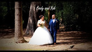 Emily & Robert's Wedding Trailer