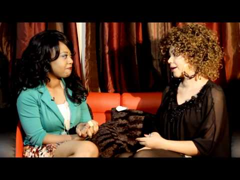 Nadia Buari's Interview - Part II - with Golden Icons