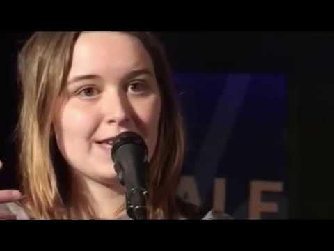 Mona Harry , Poetry Slam - Liebesgedicht an den Norden