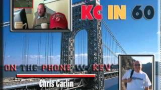 SNY's Chris Carlin Joins KC to Discuss the Jerry Manuel, Omar Minaya Firings