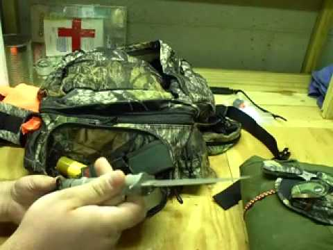 Whats In My Deer Hunting Pack ?