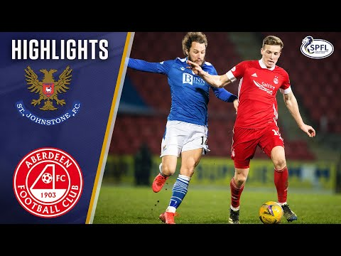 St. Johnstone Aberdeen Goals And Highlights