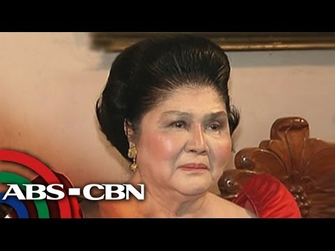 What keeps Imelda Marcos going strong