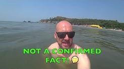 India's Russian Beach   Arambol ??