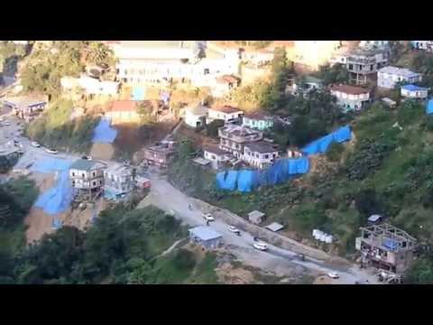 Travel to Aizawl: Sairang Road, Hunthar veng, Vaivakawn (Mizoram)