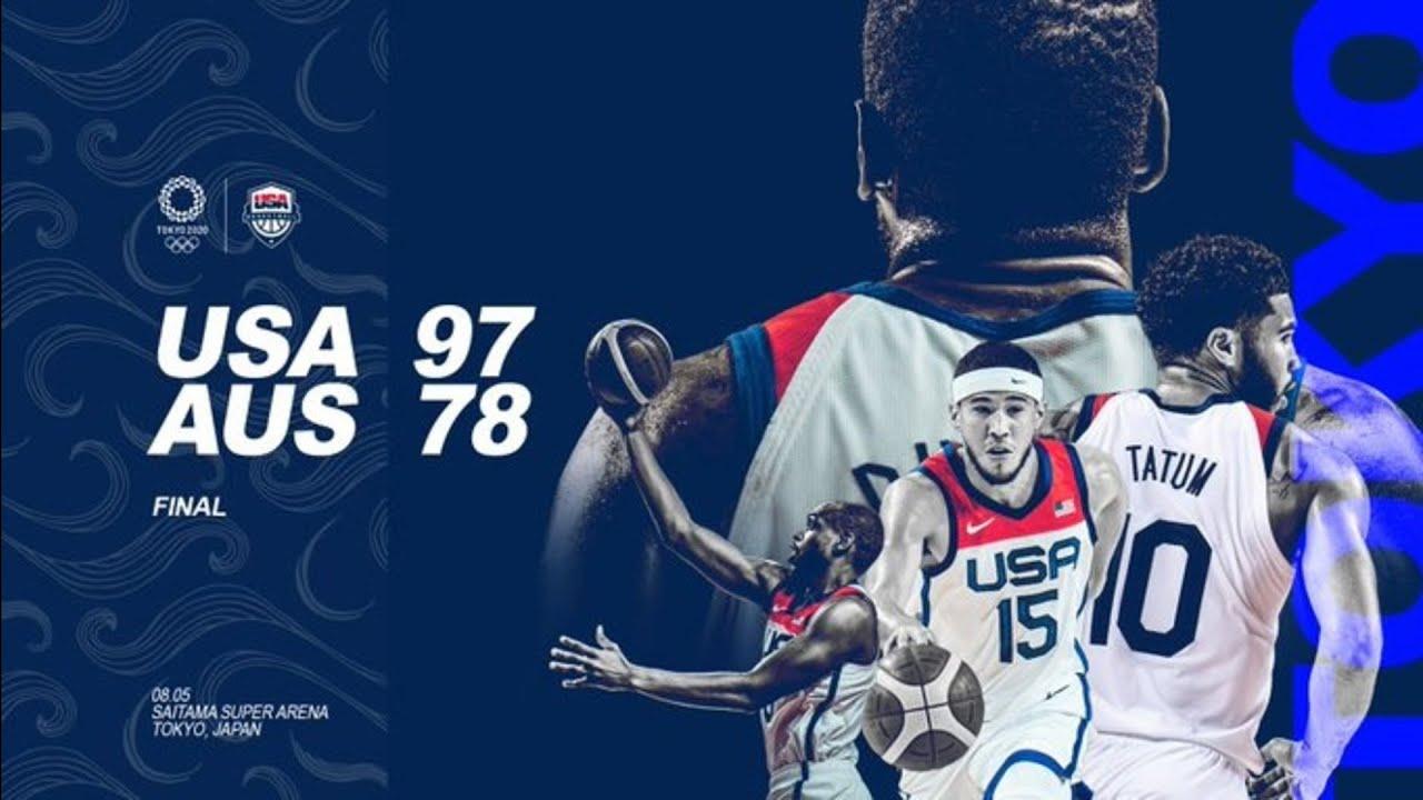 USA vs. Australia score, results: Team USA overwhelms Australia ...