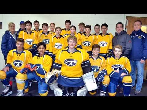 Andover Bantam 2 Hockey 2018