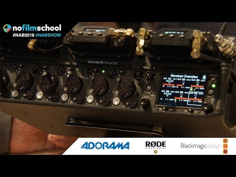 Sound Devices Breaks Into the Wireless Game with Audio Limited