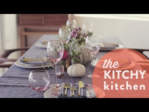 Save Tips for Hosting a Dinner Party // Living Deliciously Images