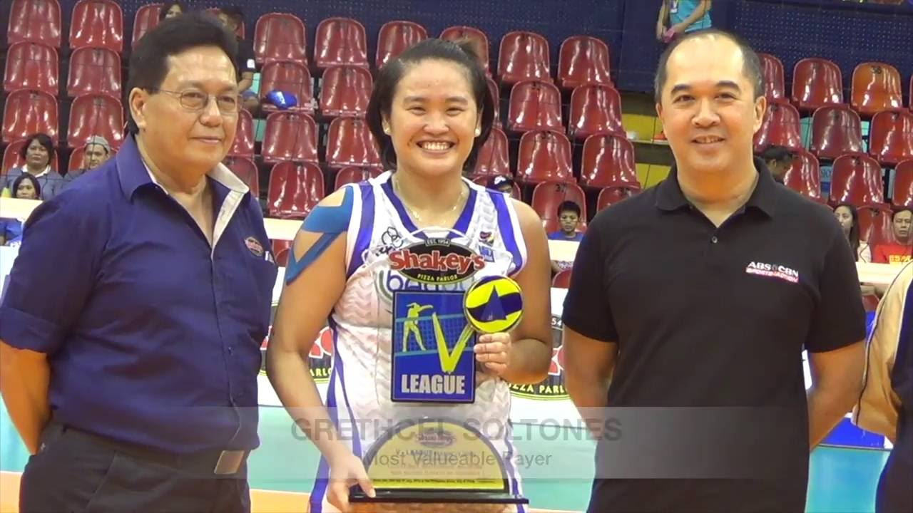 Bali Pure's Soltones takes home first V League MVP