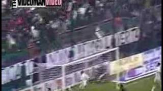 Cagliari Palermo 3-2 gol Langella