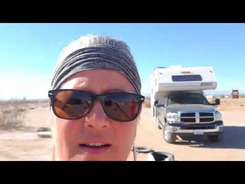 Military Activity,  Salvation Mountain, RV Living And Travel Vlog