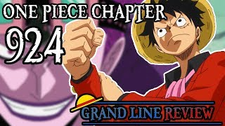One Piece Chapter 924 Review: Ha