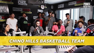 LaMelo Ball of Chino Hills Basketball Team Talks 92 Point Game & Dedication To Classmate