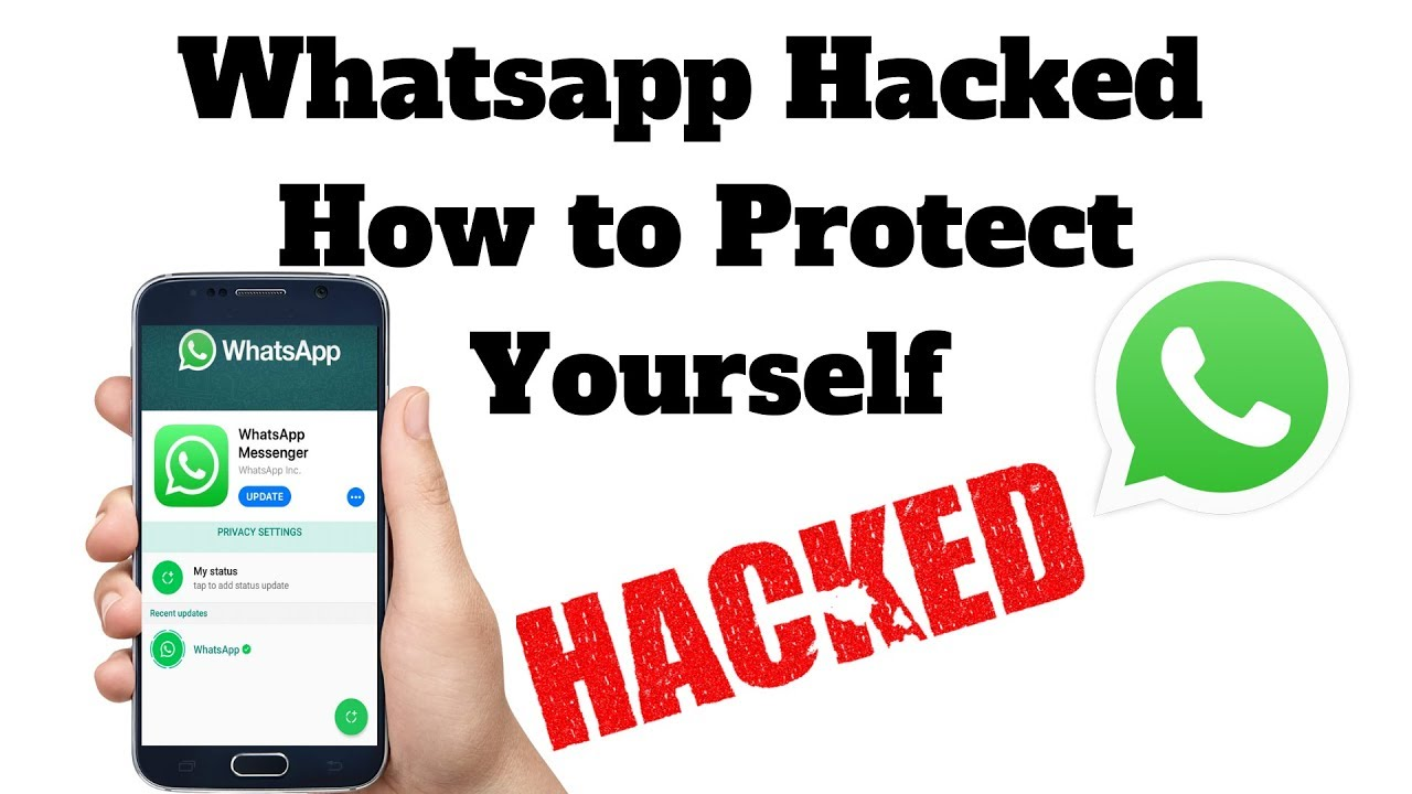 WhatsApp Hacked How to Protect Yourself