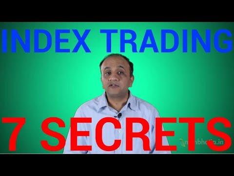 Index Future Trading - 7 Hidden SECRETS (Hindi)