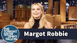 Margot Robbie Learned to Hold Her Breath for Five Minutes for Suicide Squad by : The Tonight Show Starring Jimmy Fallon