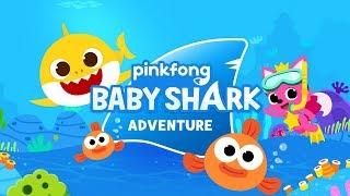 [App Trailer] サメのかぞく「オリーの冒険」
