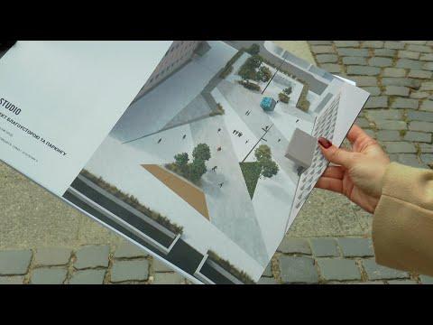 """Ужгородці проголосували """"за"""" будівництво підземного паркінгу на Поштовій"""
